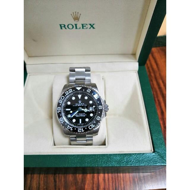 特売セール 美品 ロレックス 腕時計 機械自動巻き 防水 未使用の通販 by 菊子's shop|ラクマ