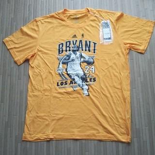 アディダス(adidas)のNBA アディダス コービー Tシャツ 送料込み Lサイズ バスケットボール(バスケットボール)