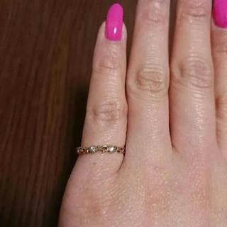 シルバー925 ピンキーリング(リング(指輪))