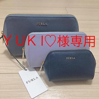 9157ca3a0476 フルラ(Furla)のFURLA ELECTRA コスメティックケース セット(ポーチ)