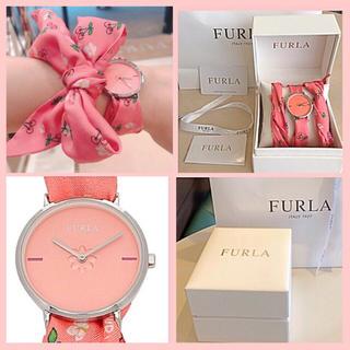 745fdaab4fae フルラ(Furla)の正規品 FURLA ✨ スカーフベルト腕時計 (腕時計(アナログ