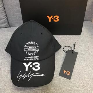 ワイスリー(Y-3)のY-3 ワイスリー  キャップ(キャップ)