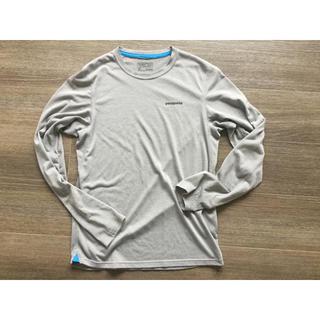 パタゴニア(patagonia)のパタゴニア 長袖Tシャツ xs 薄手 ラッシュガード ロンT(Tシャツ/カットソー(七分/長袖))