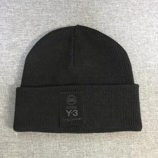 ワイスリー(Y-3)のY-3  ワイスリー  ニットキャップ  ニット帽(ニット帽/ビーニー)