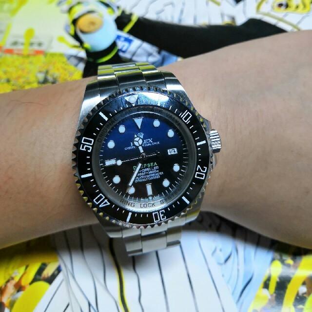 スーパー コピー ジェイコブ 時計 芸能人も大注目 - 特売セール 美品 ロレックス 腕時計 機械自動巻き 防水 未使用の通販 by 菊子's shop|ラクマ