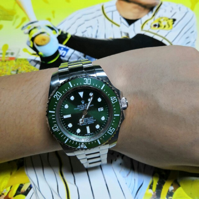 スーパー コピー ジェイコブ 時計 楽天 / 特売セール 美品 ロレックス 腕時計 機械自動巻き 防水 未使用の通販 by 菊子's shop|ラクマ