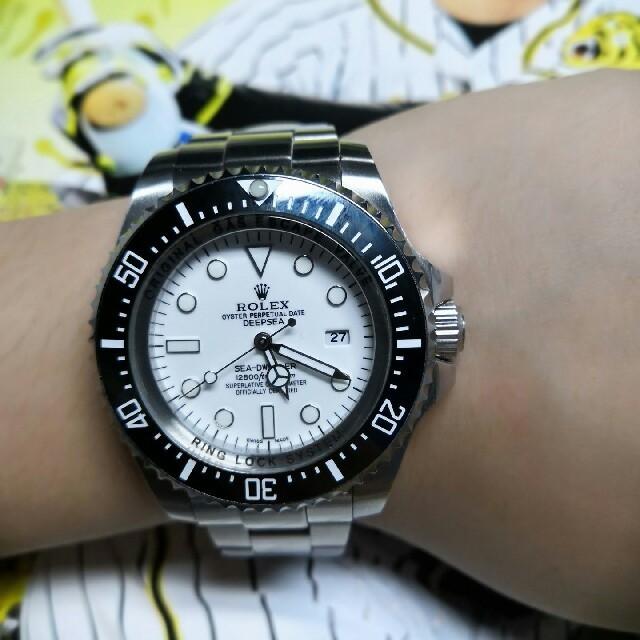 オリス コピー 売れ筋 - 特売セール 美品 ロレックス 腕時計 機械自動巻き 防水 未使用の通販 by 菊子's shop|ラクマ