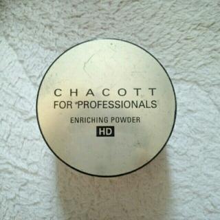 チャコット(CHACOTT)のCHACOTT(フェイスパウダー)