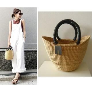 アパルトモンドゥーズィエムクラス(L'Appartement DEUXIEME CLASSE)のkemiko4696様ご専用 アパルトモンMarcket Bag Basket (かごバッグ/ストローバッグ)
