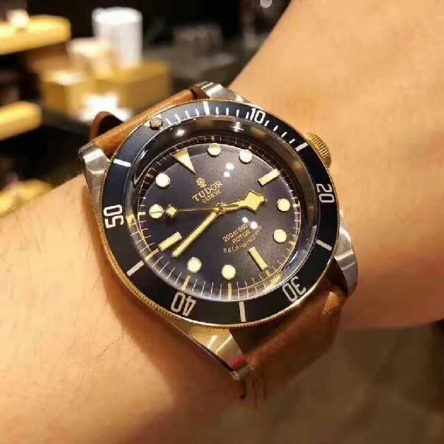 TUDOR メンズ腕時計 797333N の通販 by ゆこ's shop|ラクマ