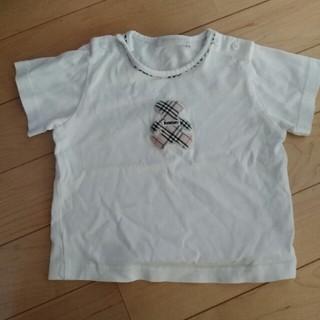 バーバリー(BURBERRY)のバーバリー Tシャツ 80(Tシャツ)