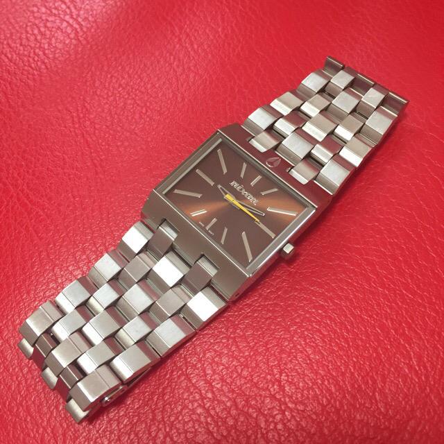 クロノスイス スーパー コピー 時計 | NIXON - Nixon GOLDEN THE TICKET brownの通販 by ミッキー's shop|ニクソンならラクマ