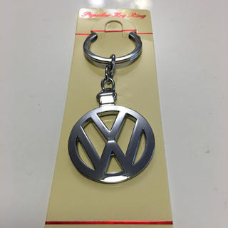 フォルクスワーゲン(Volkswagen)のVolks wagen・キーホルダー未使用(キーホルダー)