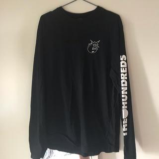 ハフ(HUF)のThe Hundreds ロングスリーブ シャツ(Tシャツ/カットソー(七分/長袖))