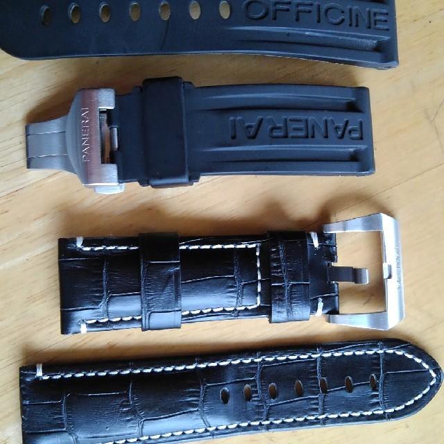 ブランド コピー 激安 送料無料 、 PANERAI - パネライ社外ベルト 2本セットの通販 by hirohiro's shop|パネライならラクマ
