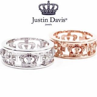 ジャスティンデイビス(Justin Davis)のJustin Davis K.M.W.Bリング(リング(指輪))