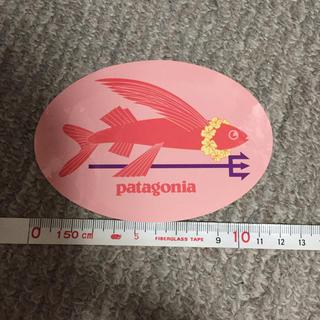 patagonia - パタゴニア ステッカー 1枚