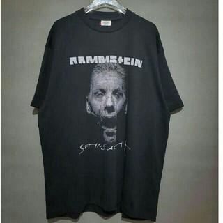 バレンシアガ(Balenciaga)のVETEMENTS ラムシュタイン T(Tシャツ/カットソー(半袖/袖なし))