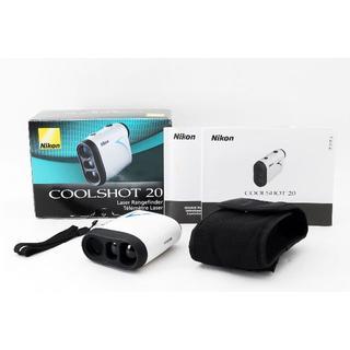 Nikon - Nikon COOOLSHOT 20 ニコン クールショット ゴルフ用 距離計
