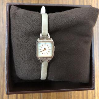 アガット(agete)の定価97200円 10K アガットクラシック ジュエリー時計 腕時計(腕時計)