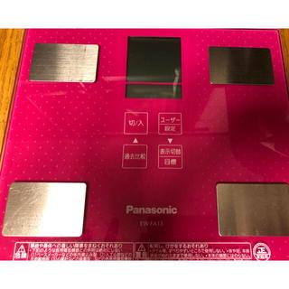 パナソニック(Panasonic)のパナソニック 体重計 chia様検討中(体重計/体脂肪計)