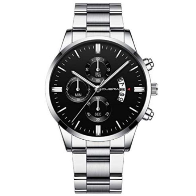 新品 クロノグラフタイプ メンズ腕時計の通販 by mmmw's shop|ラクマ