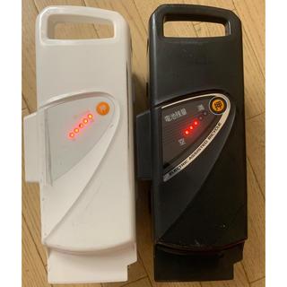パナソニック(Panasonic)のパナソニック 電動自転車 バッテリー 8.9Ah おまけつき(パーツ)