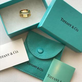 ティファニー(Tiffany & Co.)のTiffany☆1837リング(リング(指輪))