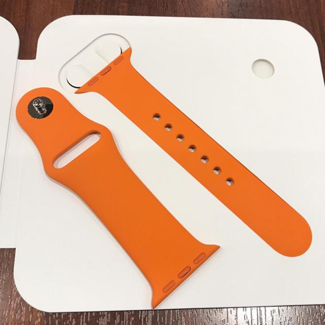 Hermes - (正規品) Apple Watch HERMES エルメス バンド 38mmの通販 by Apple's shop|エルメスならラクマ