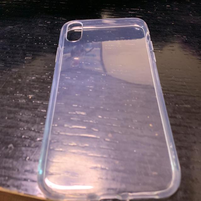 apple iphoneカバー - iPhone XR スマートフォンケース シリコンの通販 by ポン太|ラクマ