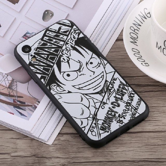 iphone x ケース ヴィトン シュプリーム | ワンピース ルフィー iPhoneXRケースの通販 by Popurin's shop|ラクマ
