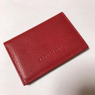 92c279f7b655 ロンシャン ファッション小物(レッド/赤色系)の通販 33点 | LONGCHAMP ...