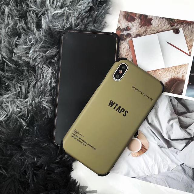 モスキーノ Galaxy S6 Edge ケース - W)taps - WTAPS iPhone XR ケースの通販 by 9ine|ダブルタップスならラクマ