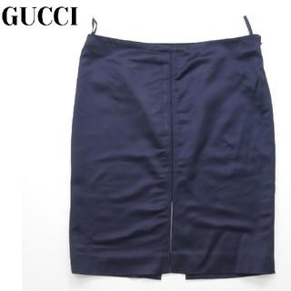 895ab82c1e18 グッチ(Gucci)の良品 GUCCI グッチ 42サイズ イタリア製 薄手スカート(ひざ丈