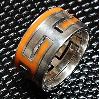 エルメス(Hermes)のSATO様エルメス ムーブアッシュリング☆53 (リング(指輪))