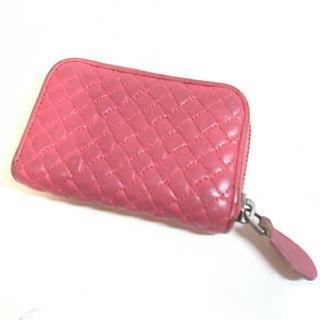 Bottega Veneta - ボッテガ コインケース ピンク