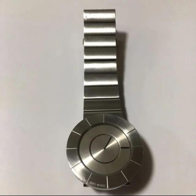 ISSEY MIYAKE - 動作確認済み 希少 ISSEY MIYAKE TO イッセイミヤケ 腕時計の通販 by PALAZZO|イッセイミヤケならラクマ