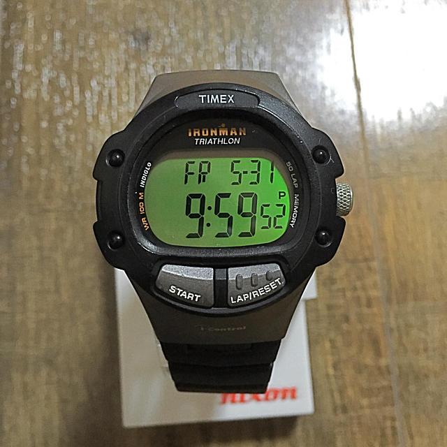 TIMEX - TIMEX IRONMAN TRIATHLON 腕時計の通販 by strum's shop|タイメックスならラクマ