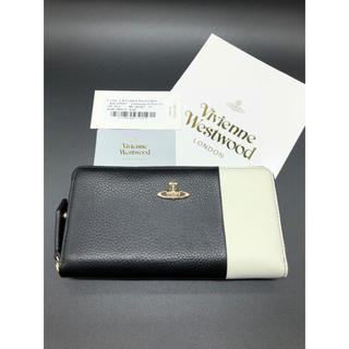 ヴィヴィアンウエストウッド(Vivienne Westwood)のVivienneWestwood ヴィヴィアン 財布 ブラック ホワイト 黒 白(財布)