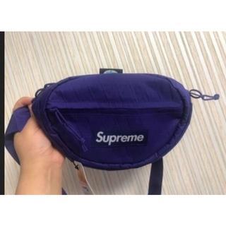 シュプリーム(Supreme)の18SS supreme waist bag ウエスト バッグ ウエストポーチ(ボディーバッグ)