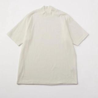 ヤエカ(YAECA)のANATOMICA:モックネックT(Tシャツ(半袖/袖なし))
