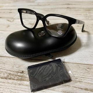 モンクレール(MONCLER)の正規品 新品 モンクレール メガネ 眼鏡 ML5001 001 モンクレ(サングラス/メガネ)