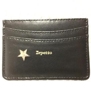 レペット(repetto)の新品★レペット カードケース(名刺入れ/定期入れ)