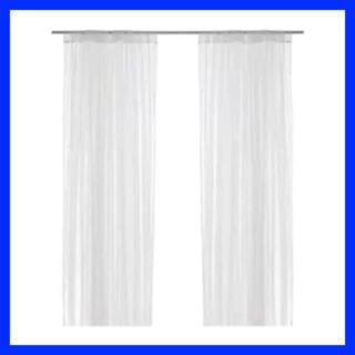イケア(IKEA)のIKEA LILL レースカーテン (レースカーテン)