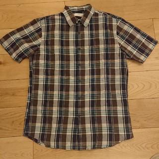 ユニクロ(UNIQLO)のUNIQLO半袖シャツ  (シャツ)