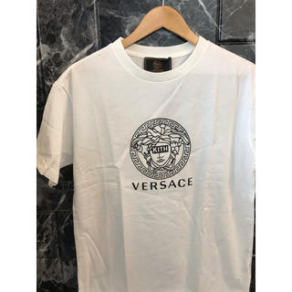 ヴェルサーチ(VERSACE)の新品 ヴェルサーチ VERSACE KITH キース コラボ 半袖 Tシャツ 白(Tシャツ/カットソー(半袖/袖なし))