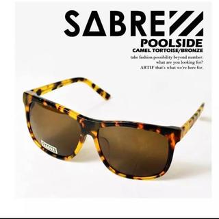 セイバー(SABRE)の新品同様 SABRE サングラス ユニセックス(サングラス/メガネ)