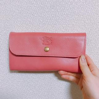 7f2d388548b6 イルビゾンテ(IL BISONTE) 財布(レディース)(ピンク/桃色系)の通販 56 ...