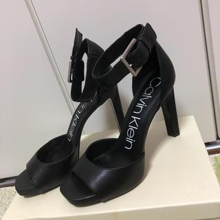 カルバンクライン(Calvin Klein)の新品 カルバンクライン パンプス(ハイヒール/パンプス)