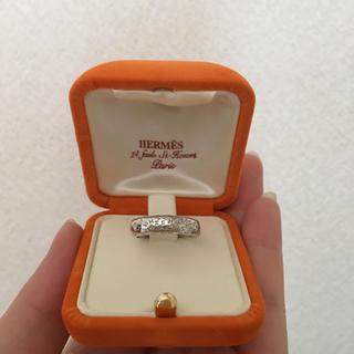 エルメス(Hermes)のエルメス 指輪(リング(指輪))